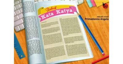 gambar sampul depan buku rubrik kata katya