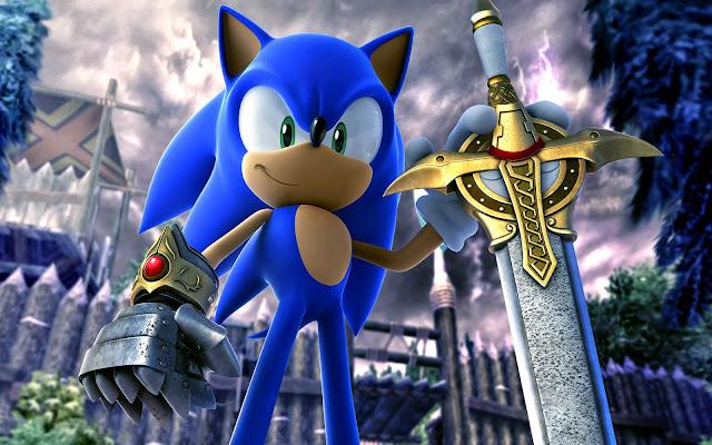 Sonic Hedgehog Wallpaper HD 3D Best Pictures Gambar Lucu Terbaru