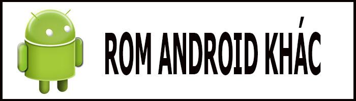 Rom Android khác alt