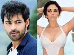 Varun Tej To Romance With Aditi Rao Hydari