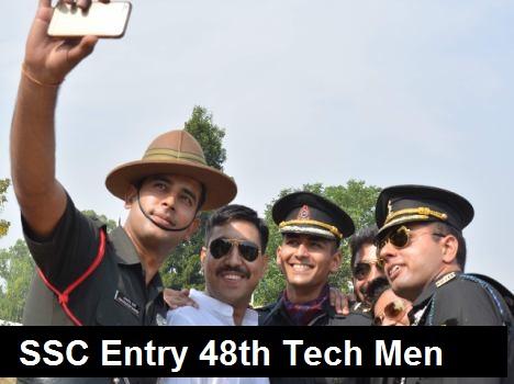 SSC Entry 48th Tech Men 2016