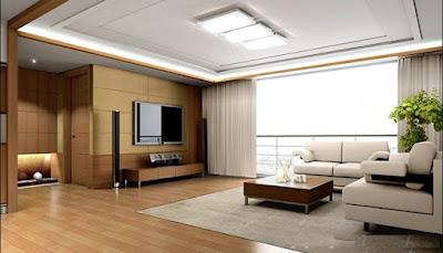 Lưu ý khi chọn sàn gỗ công nghiệp cho phòng khách