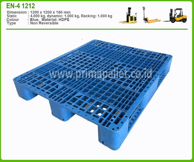 Jual Pallet Plastik EN-4 1212