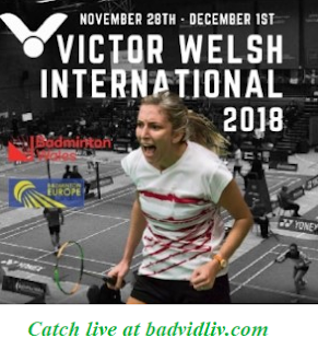 Welsh International 2018 live streaming