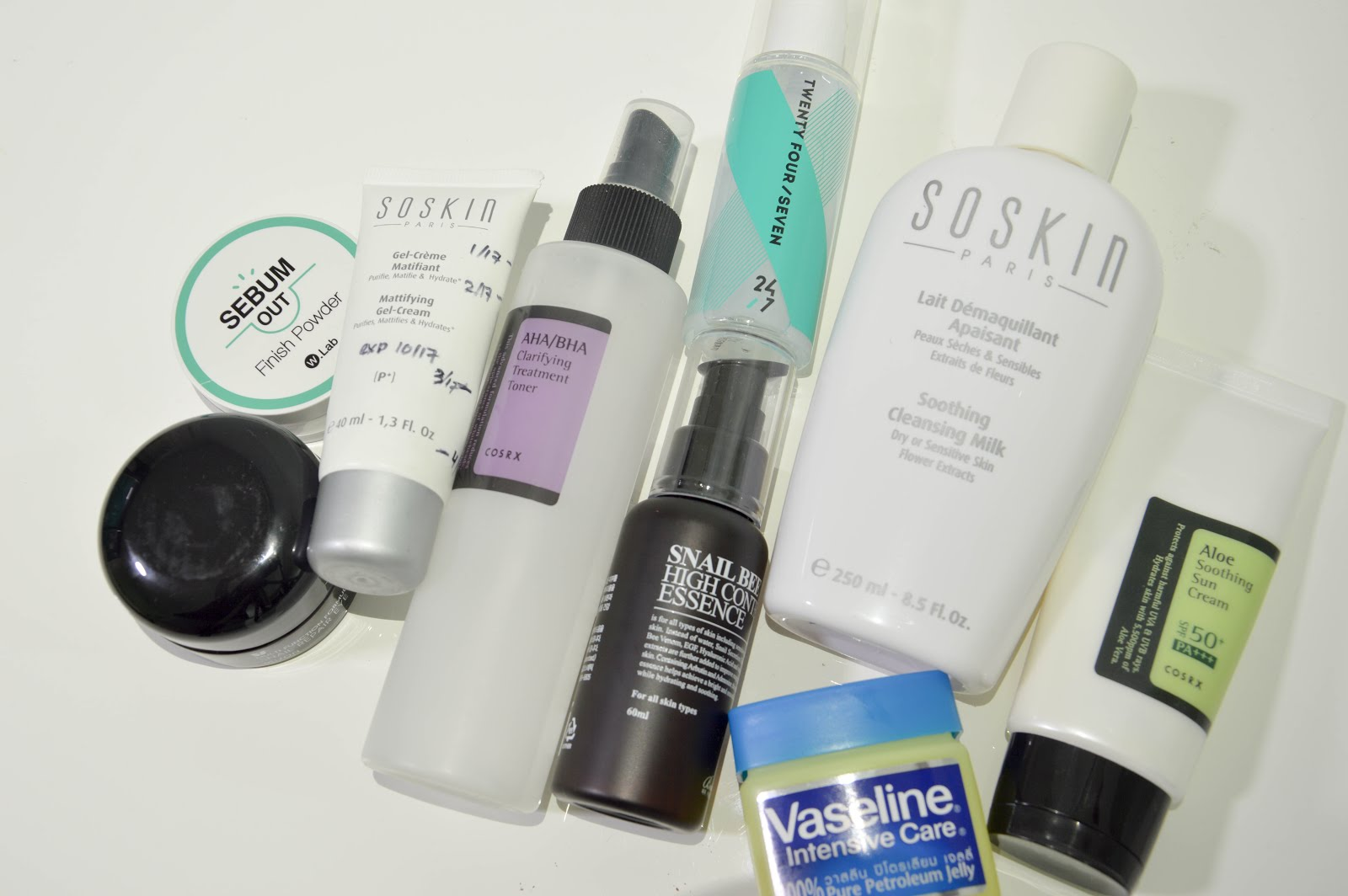 beginner 10 step skincare routine