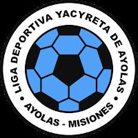 Escudo Liga Deportiva Yacyretá