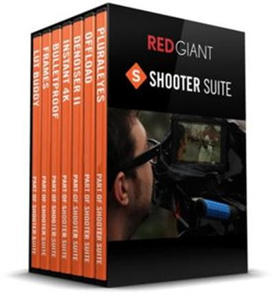 Red Giant Shooter Suite Serial Key ( After Effects & Premiere Pro CC 2017 )