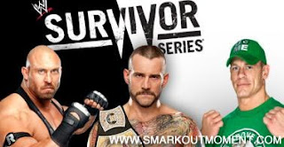 Watch WWE Survivor Series 2012 PPV Online WWE Championship CM Punk Ryback John Cena