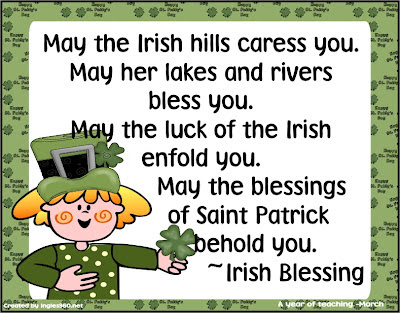 St Patricks day 2018 quotes for kids