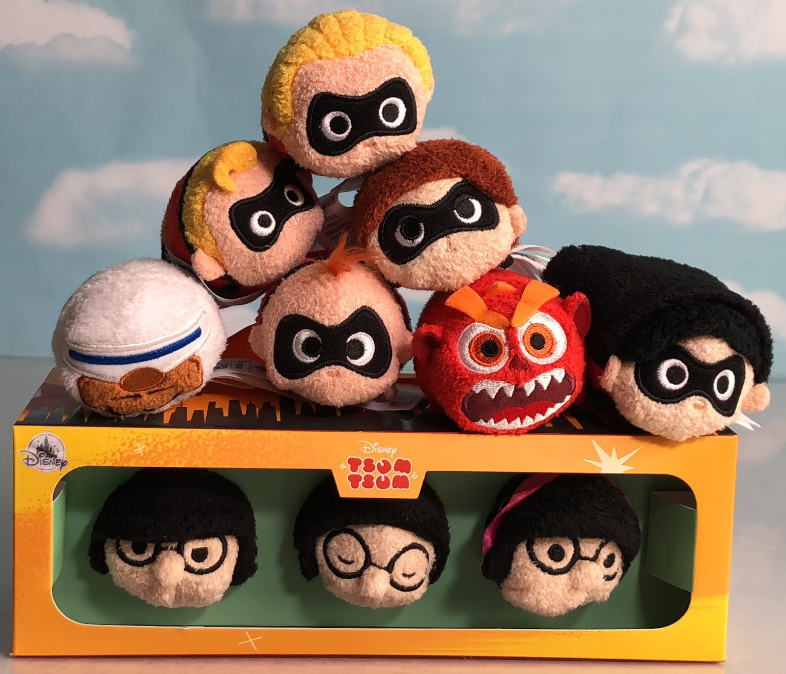 Best Incredibles Toys Reviewed : Tubey toys video and toy review edna mode tsum