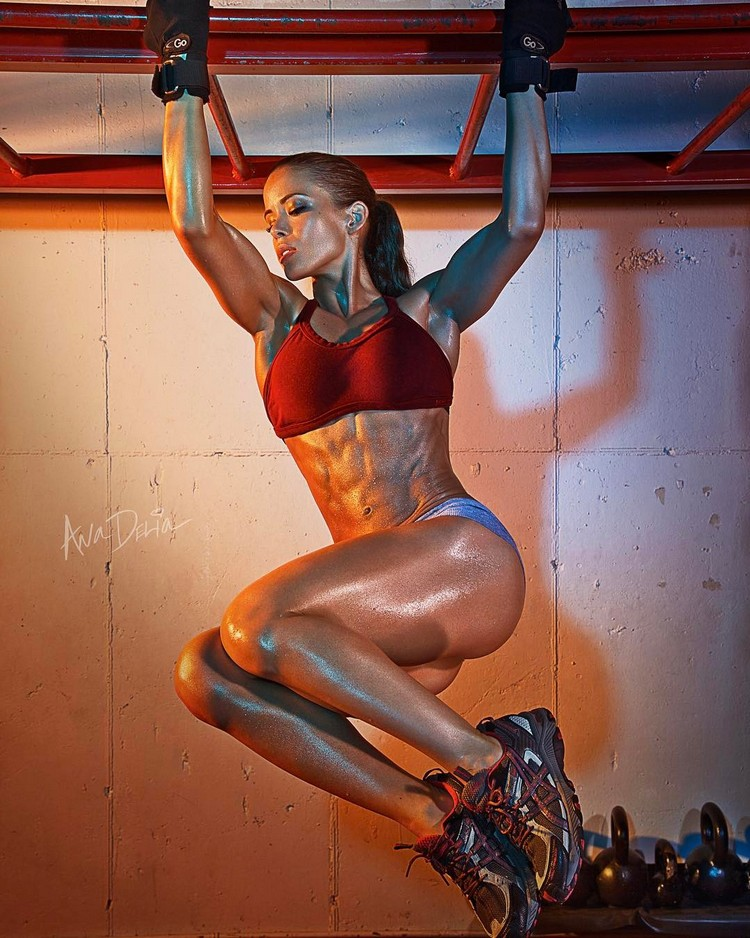 Ana Delia motivation fitness model