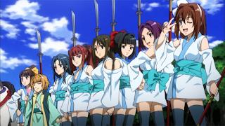 تحميل ومشاهدة جميع حلقات انمي Oda Nobuna no Yabou مترجم عدة روابط