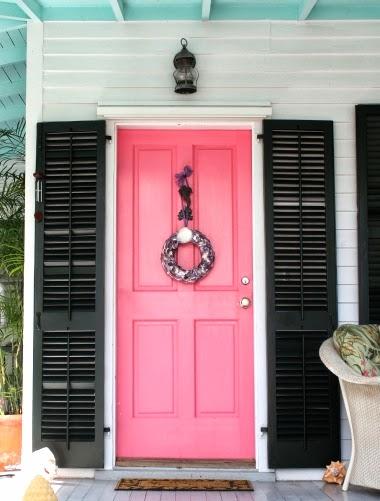 Key West door