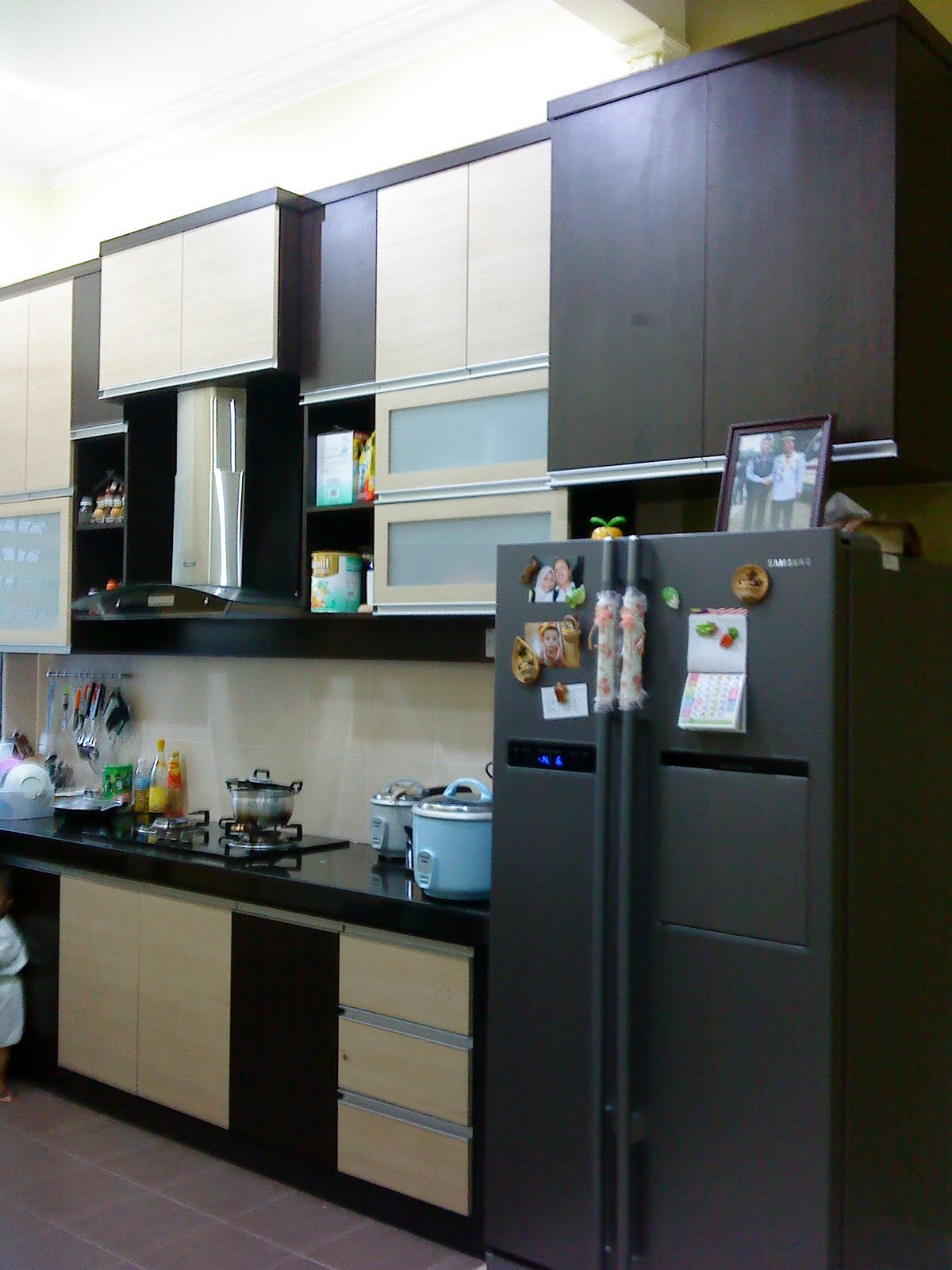 Latest Projek Kabinet Dapur