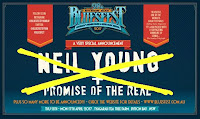 Neil Young Bluesfest Absage