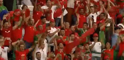 المغرب فى كأس العالم بفوز مستحق على كوت ديفوار