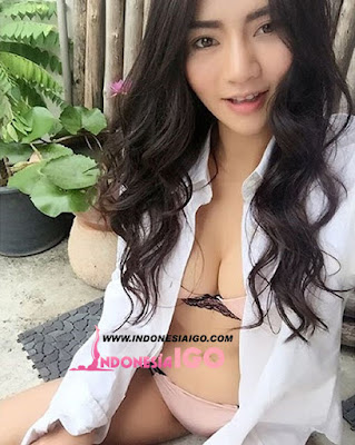 Cherry Ladapa Selfie Foto Hot