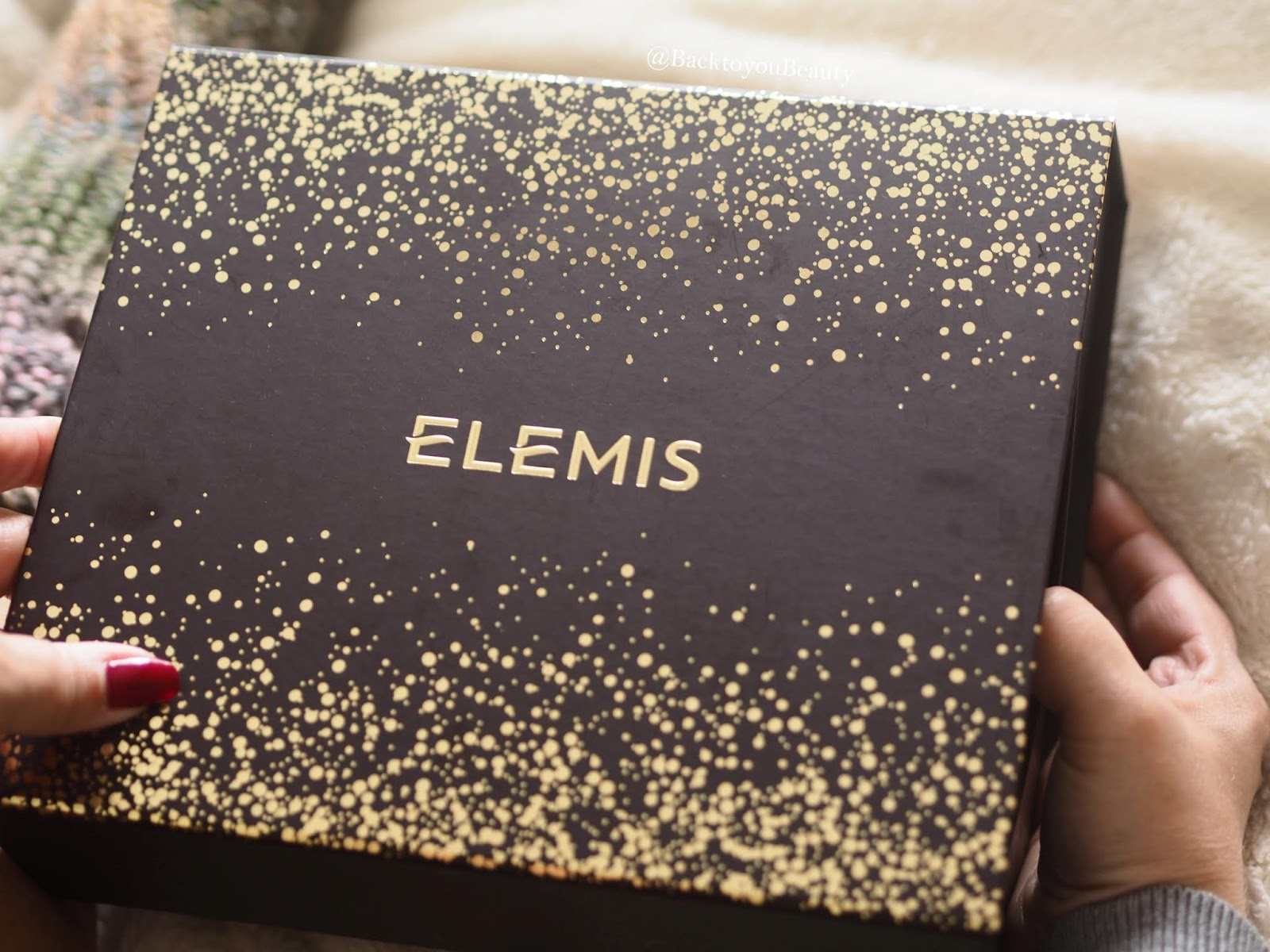Elemis The Brown Box : NEW Warm Tonka & Vanilla
