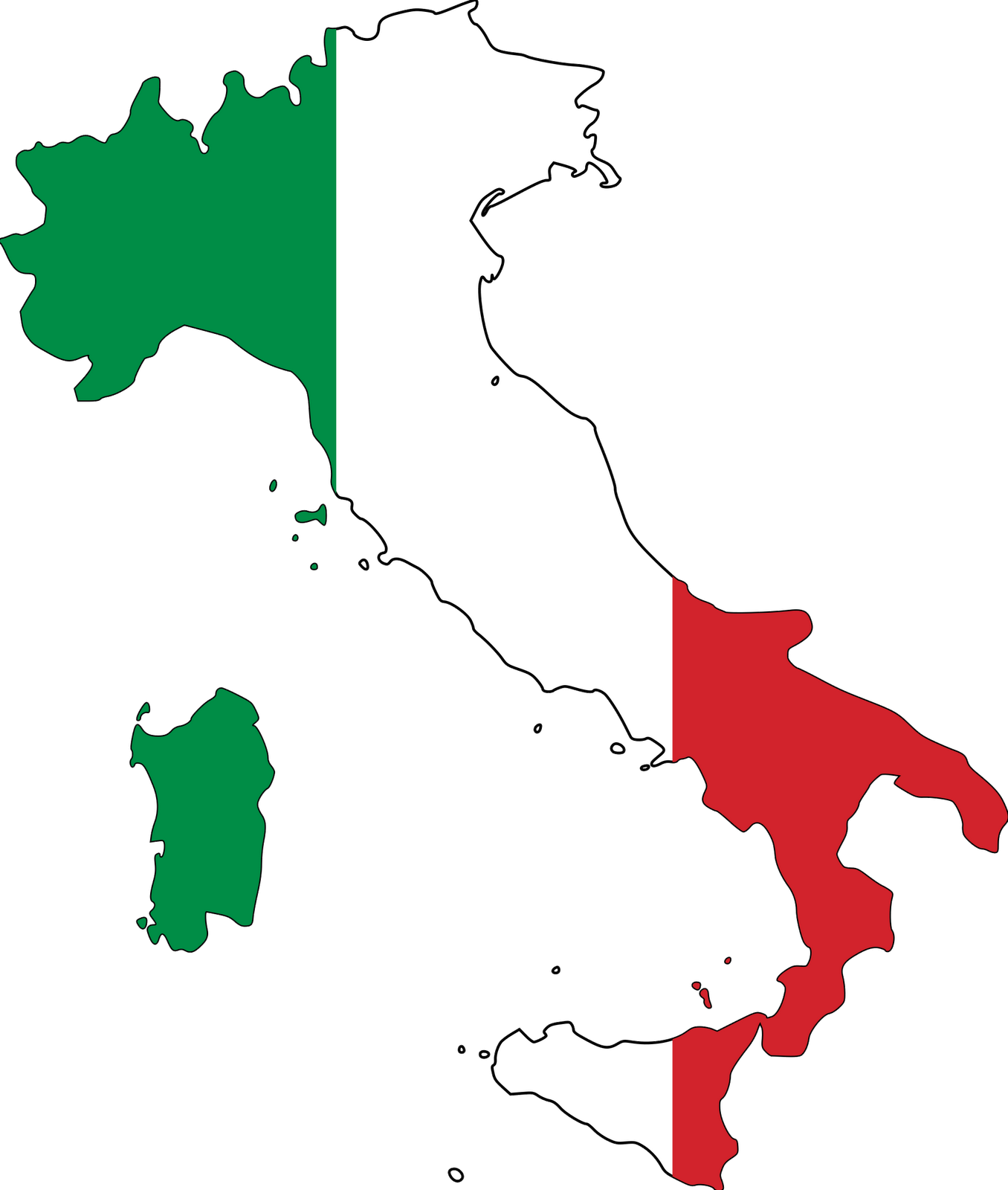 Italian Flag: Country Flag Meaning: Italy Flag Pictures