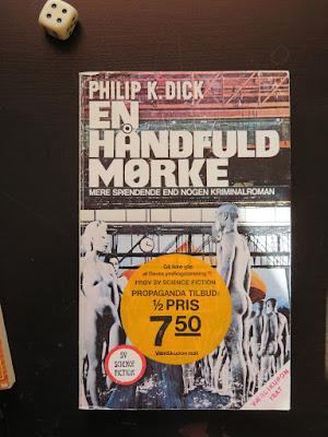 Die dänische Ausgabe von Philip K. Dicks Eine Handvoll Dunkelheit