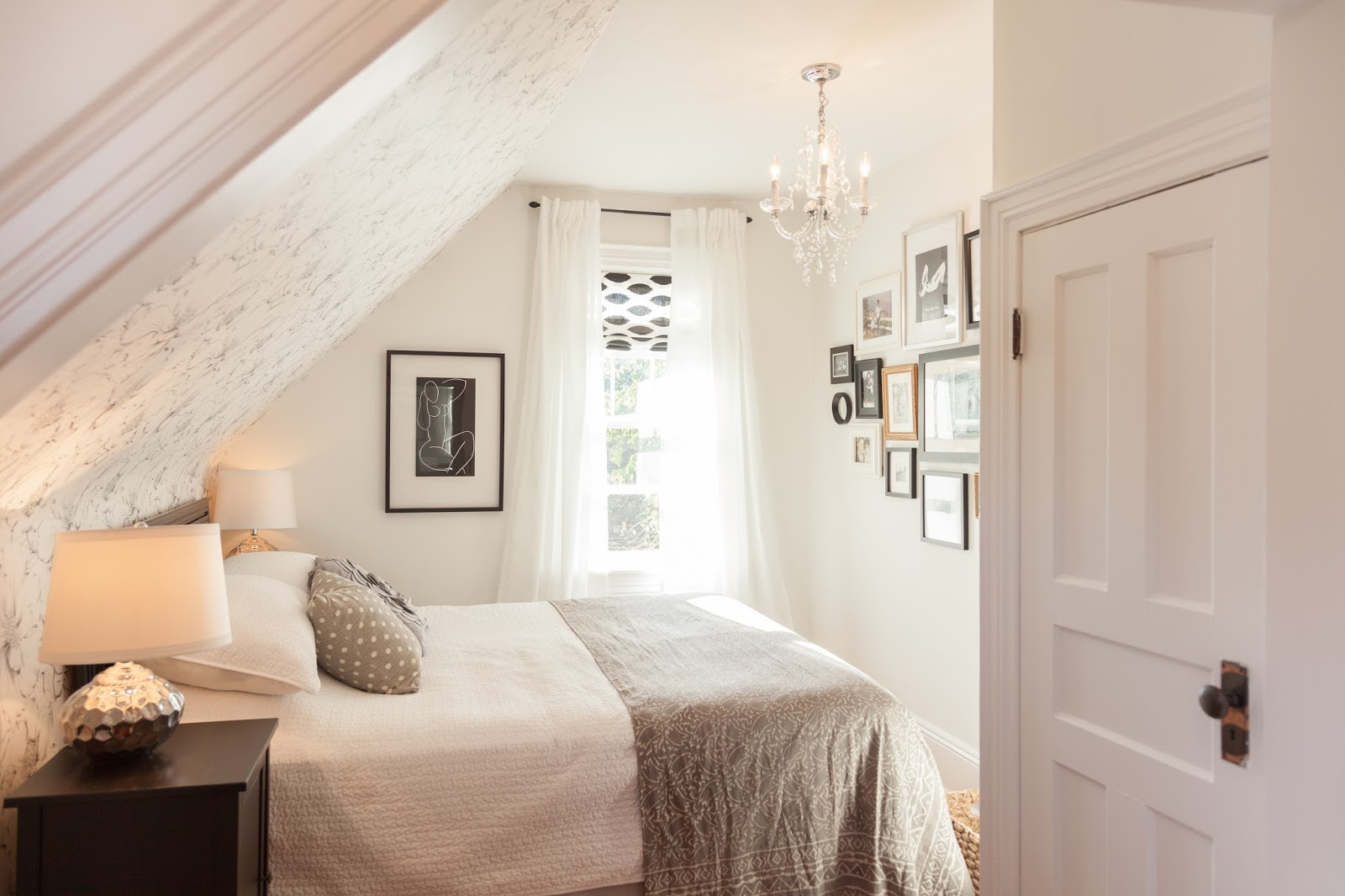 modern jane: Our Cozy Bedroom.