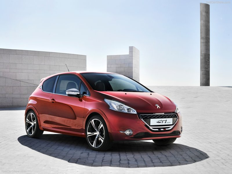auto news peugeot 208 gti spec price and review. Black Bedroom Furniture Sets. Home Design Ideas