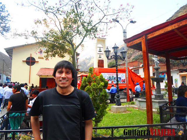Plaza de Matucana