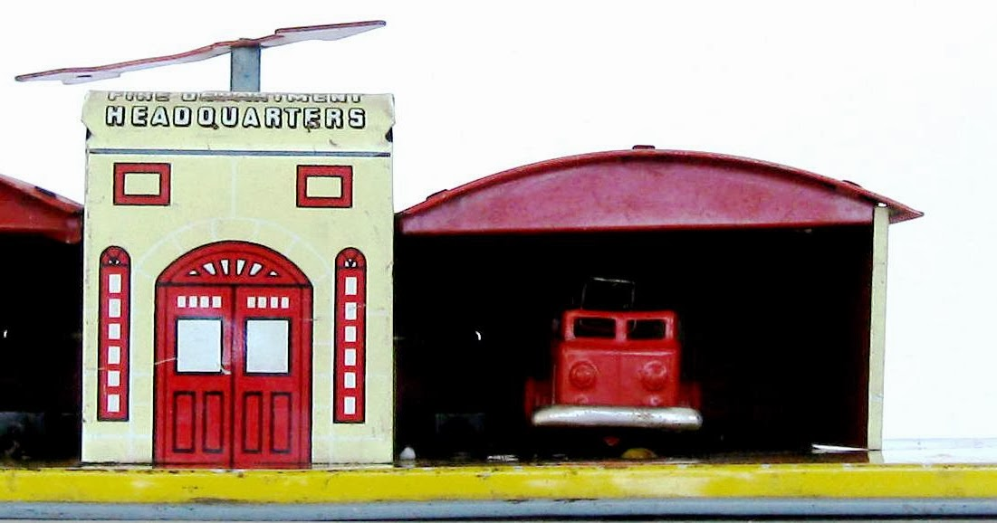 Drive F22-1938 Tractor Tug Red 1:43 Toys, Hobbies Cars