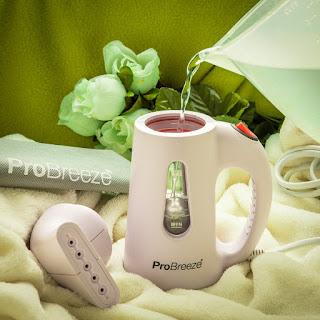 Pro Breeze® Garment Steamer 850 Watt, Compact+ Portable Fabric Steamer for Home £17.99