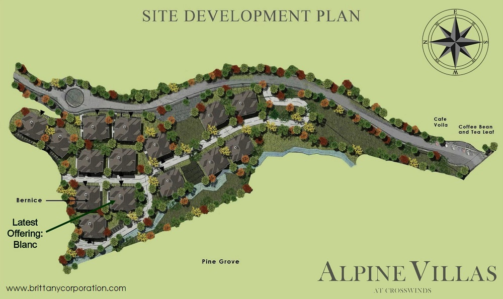 Photos of One Bedroom Unit - Alpine Villas at Crosswinds | Premium House & Lot for Sale Tagaytay