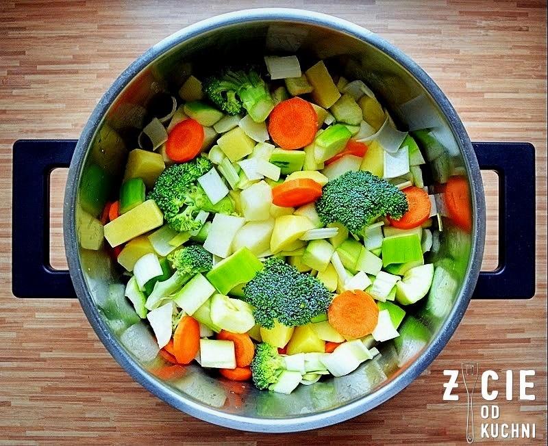 zupowy detoks, detoks, zupy, warzywa na zupe, warzywa, zycie od kuchni