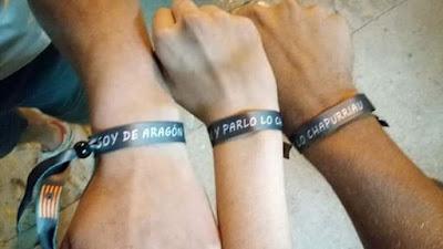 pulsera, chapurriau, Aragón, parlo chapurriau, pulseres