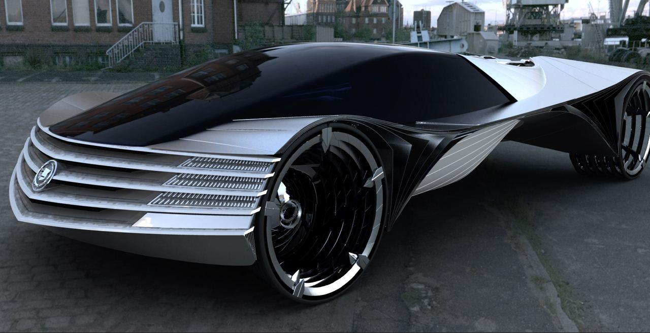 CADILLAC THORIUM NUCLEAR CARS FUEL 2012