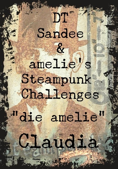 Looking for a STEAMPUNK CHALLENGE ?