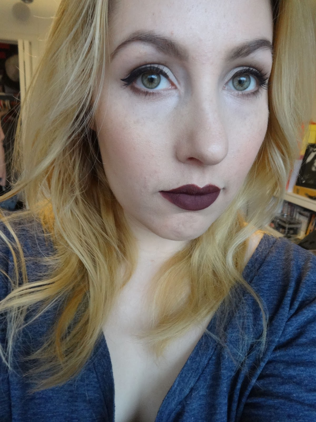 Face of the Day: Bold Glam