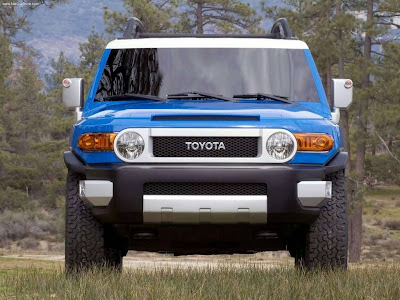 FJ Cruiser Off Road Normal Resolution HD Wallpaper 4