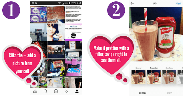 Topbox Circle Instagram Reviewing Tips