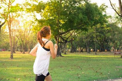 jogging menurunkan berat badan