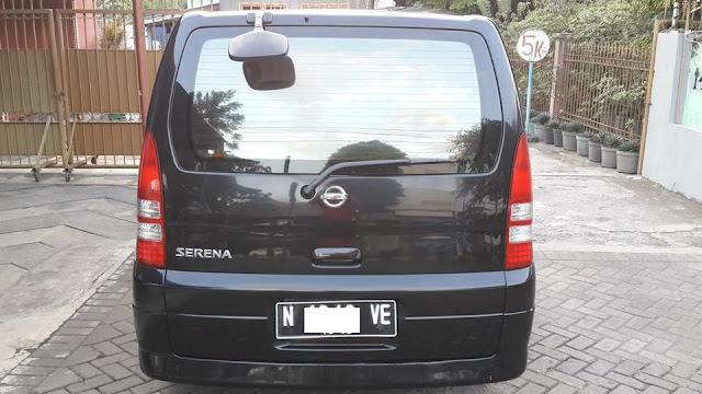 Nissan Serena CT tahun 2004 bekas