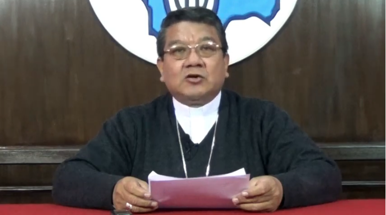 Monseñor Aurelio Pesoa, secretario general de la CEB / IGLESIA VIVA