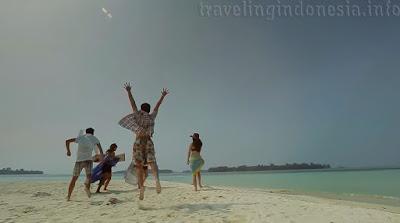 Beautyful Indonesian's Beach