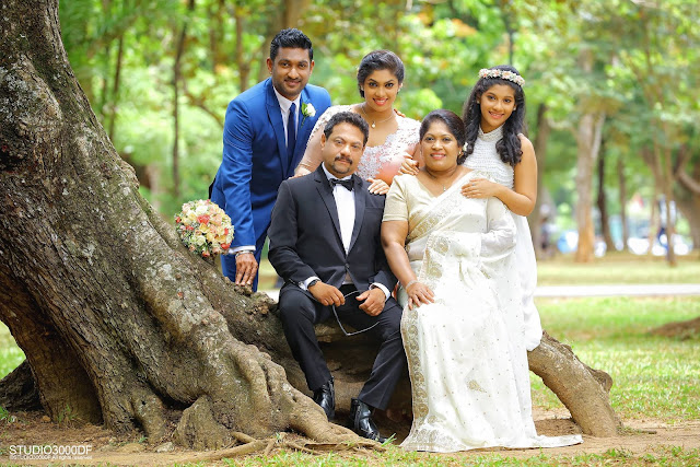 Raini Charuka's Wedding Day Photos