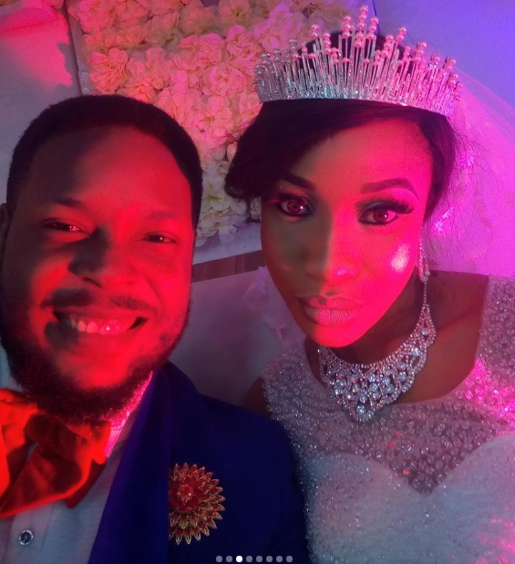 tonto dikeh new husband