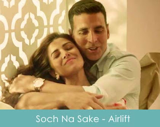 Soch Na Sake Piano Notes from Airlift