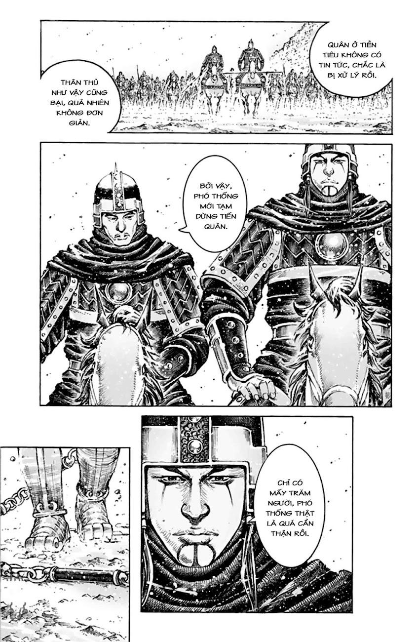 Hỏa phụng liêu nguyên Chương 489: Gia Cát thần binh trang 12