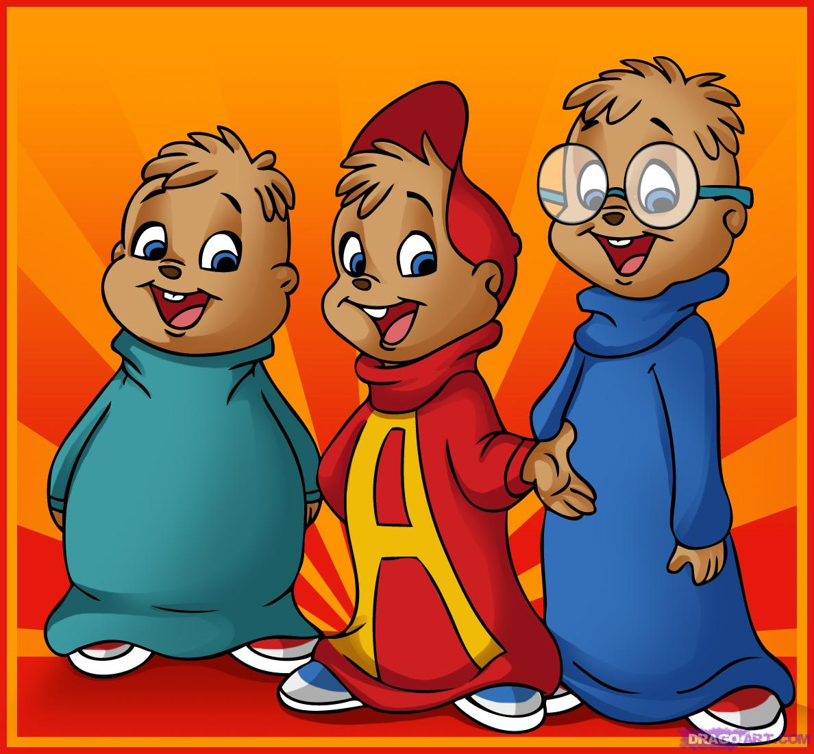 alvin and the chipmunks - photo #13