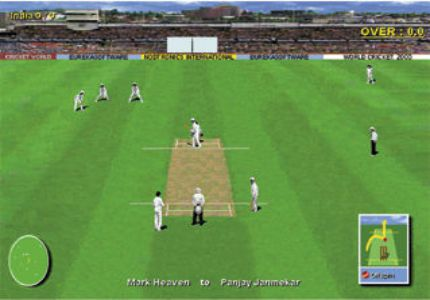 Download EA Cricket 2000 Highly Compressed Game For PC
