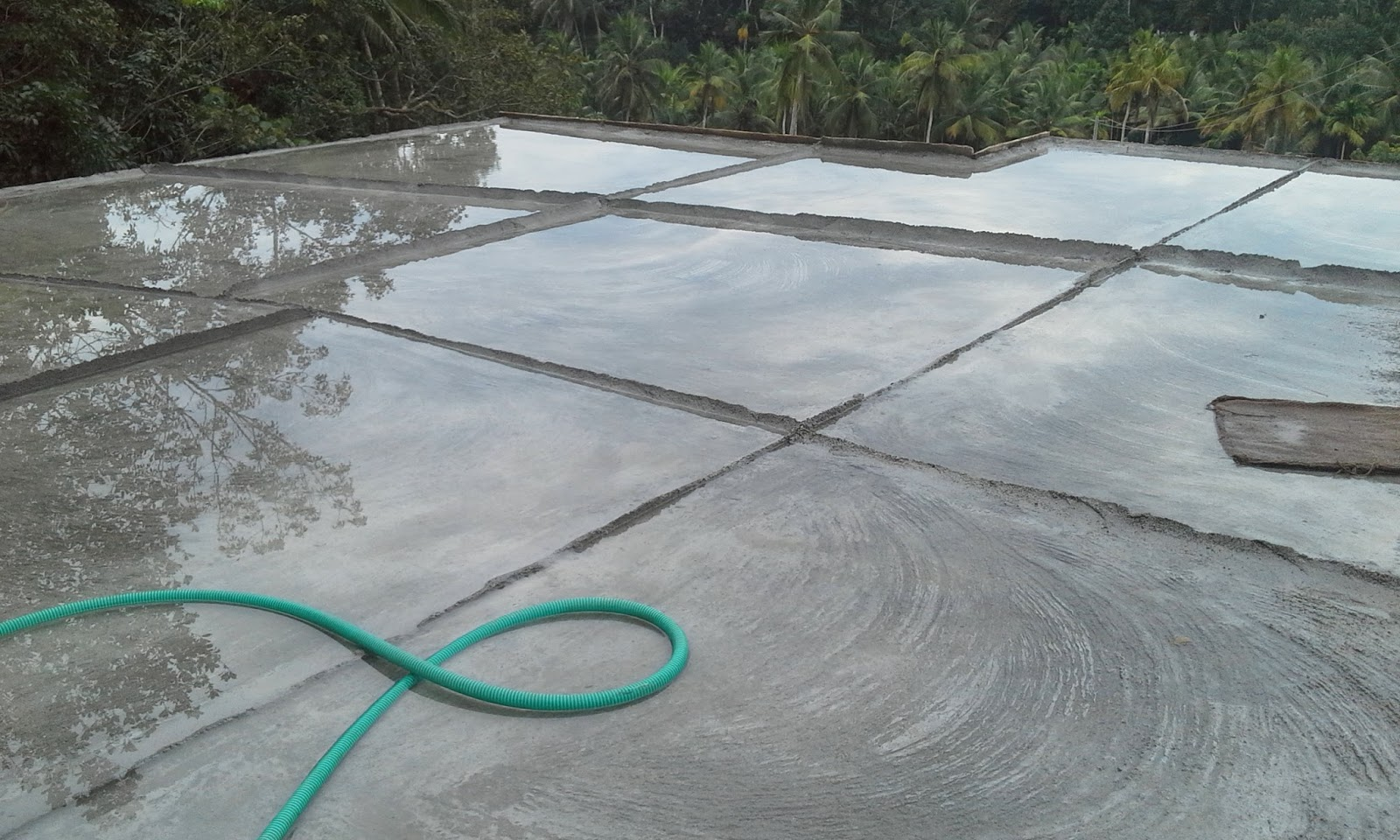 Kerala house construction tips 8 roof concrete for Concrete advice