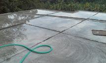 Concrete Roof Construction