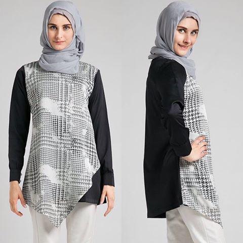 Fasion 25 Model Baju Kerja Wanita Muslimah 2016